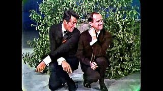 Dean Martin and Bob Newhart (Reporter and Photographer Sketch) - The Dean Martin Show (Variety Show)