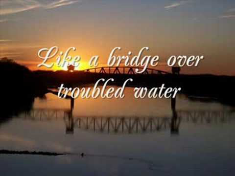 BRIDGE OVER TROUBLED WATER - ANNE MURRAY
