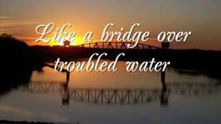Watch Anne Murray Bridge Over Troubled Water video