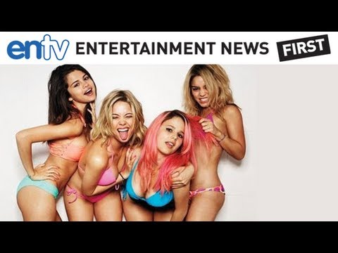 Spring Breakers Movie Preview: Selena Gomez and Cast Interview - ENTV