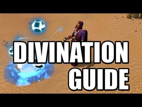 RuneScape Divination Guide