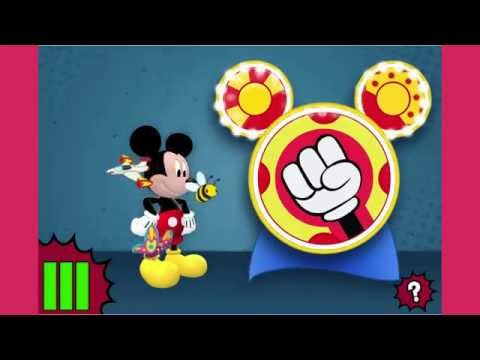Mickey Mouse Clubhouse Full Episodes Games TV - Mickey Super Adventure