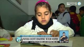 PARITARIA DOCENTE BUENOS AIRES