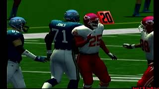 Round 1 of KC vs SEA | KC @ SEA | ESPN NFL 2K5 CPU Games