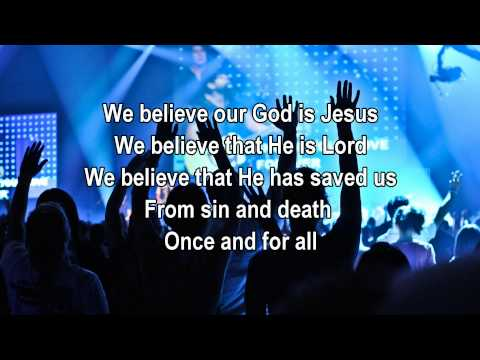Passion - Once and for All (feat. Chris Tomlin) Lyrics