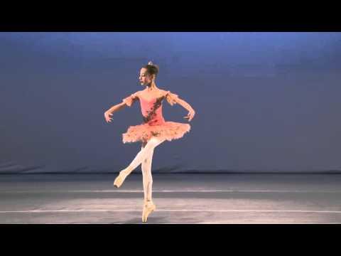 """Вариация """"Фея щедрости"""" из балета """"Спящая красавица"""" Чайковского"""