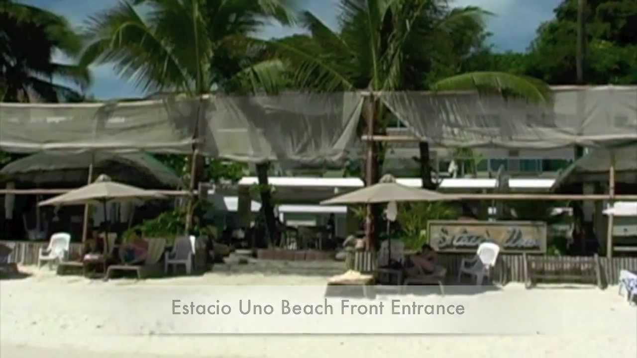 Estacio Uno Boracay Hotel Station 1 Boracay Beach Wow