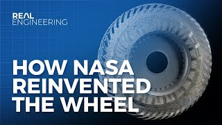 How NASA Reinvented The Wheel - Shape Memory Alloys