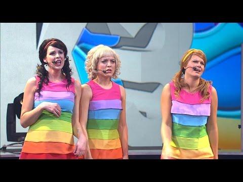 Kunnen De Romeo's Karen, Kristel en Josje versieren?   Tegen de Sterren op   VTM