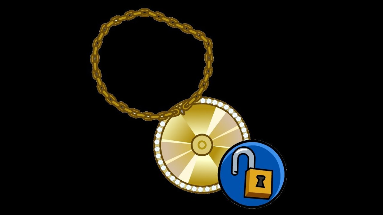 Bling Bling Necklace Club Penguin Bling Bling Necklace Club