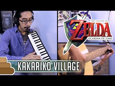 Koji Kondo - The Legend Of Zelda Ocarina Of Time Kakariko Village
