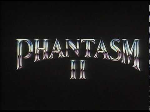 Phantasm II (1988) Theatrical Trailer Video