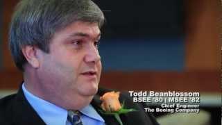 ECE alumnus Todd Beanblossom
