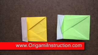 Shower Theme Baby Shower Origami Accordion Box