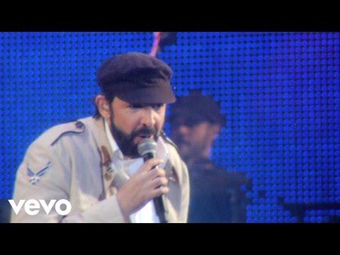 Juan Luis Guerra - Apaga y Vamonos (Live)
