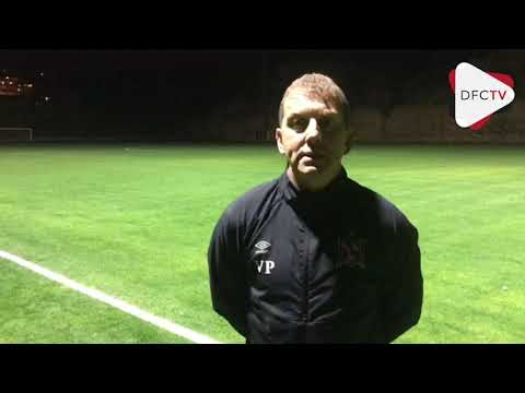 DFCTV | Vinny Perth Reaction | Dundalk FC 0-2 CSKA Moscow | January 24th 2020