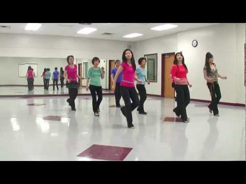 Mary Mary - Line Dance (Dance & Teach in English & 中文)