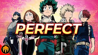 My Hero Academia: Two Heroes is Perfect (Feat. 24 Frames Of Nick)
