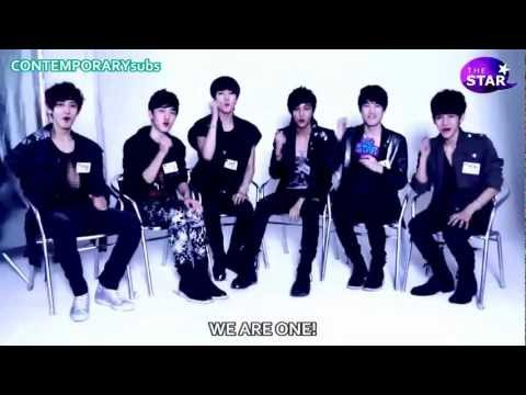 [ENG] 120510 TheSTAR Interview with EXO-K Music Videos