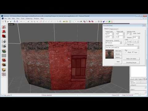 SF Hammer Tutorial - Texture Application Tool