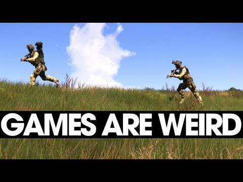 Games Are Weird - Episode 95