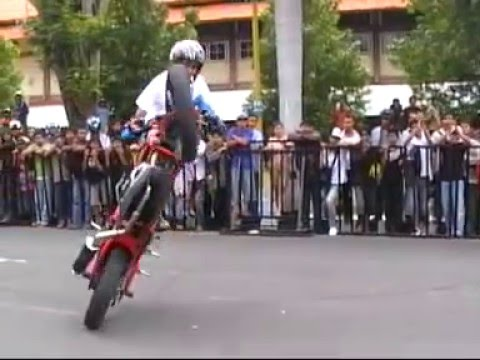 Video Clip : U Mild Freestyle Competition 2008, Karang Anyar video