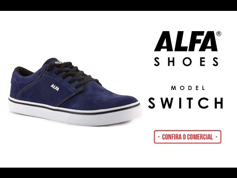 Alfa Shoes | Model Switch | Jesué Tomé