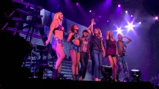 Britney Spears - I Wanna Go (The Femme Fatale Tour Live From Toronto)