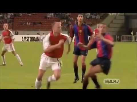 Dennis Bergkamp ● Technique and Elegance [By HeilRJ]