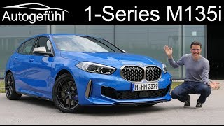 BMW 1-Series M135i FULL REVIEW 2020 new platform, same sportiness? - Autogefühl