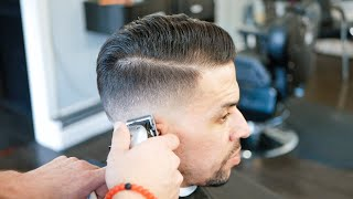 How to Fade Difficult hair  ★ Barber Tutorial #2018