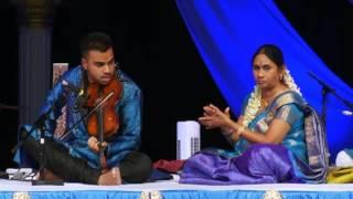 Gam Ganapathe played by Geethan Gunaseelan -  Arangetram