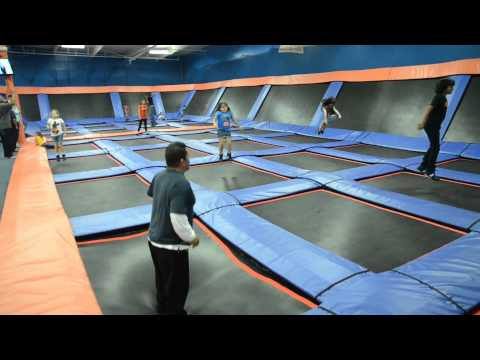 Sky Zone in Covina Music Videos