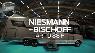 Niesmann + Bischoff Arto 78 F, årsmodell 2018.