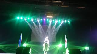 2019 J-Pop Anime Singing Contest - Sincerely