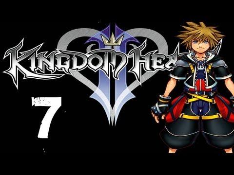 Kingdom Hearts II | Capitulo 7: Yen Sid & Bastion Hueco