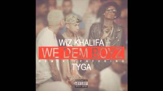 Tyga Video - Wiz Khalifa - We Dem Boyz ft. Tyga (Remix)