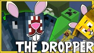Minecraft - I'M A RABBIT! - Tall Dropper Map! [1]
