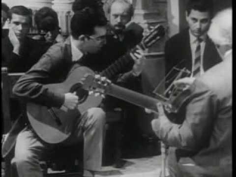 Andrés Segovia (Master Class 1965) with Luis Rodrigo