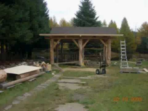 how to build a gazebo youtube