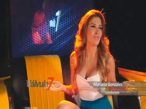 Mariana Gonzlez Buenisima.