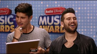 Download Lagu Dan + Shay RDMA Challenge with Alli Simpson | Radio Disney Music Awards | Radio Disney Gratis STAFABAND