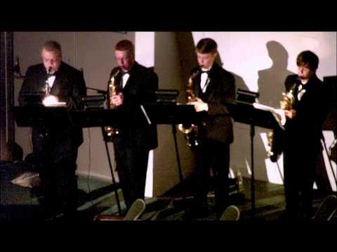 Prism 2014 | Irish Tune from Country Derry - Saxophone Quartet