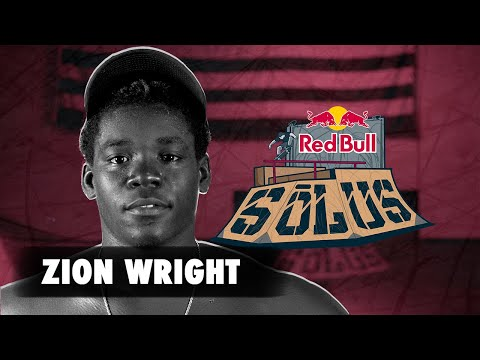 Zion Wright  |  Red Bull SŌLUS Entry