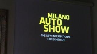 Milano Auto Show 2014, video annuncio ufficiale (Official Announcement Video)