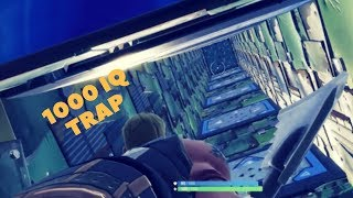 1000 IQ TRAP TRICK!! Fortnite Best Moments X Funny Fails! #1 (Daily Moments)