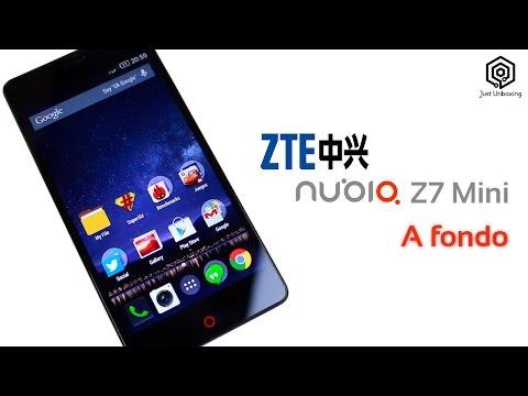 ZTE Nubia Z7 Mini   Análisis a fondo