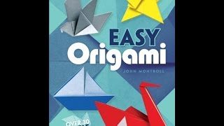 """[PDF] """"DOWNLOAD"""" Easy Origami (Dover Origami Papercraft)over 30 simple projects Free"""