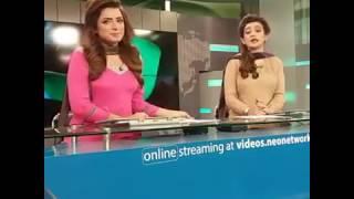 Nabeeha Ejaz live
