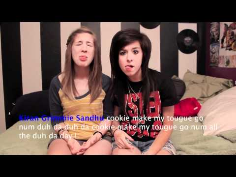 'Getting Paid' - Above All That Is Random 4 - Christina Grimmie & Sarah